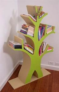 15 Tree Bookshelves That Creatively Display Collections In