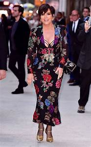 Daily Weekly Schedule Fabulous Florals From Kris Jenner 39 S Best Looks E News