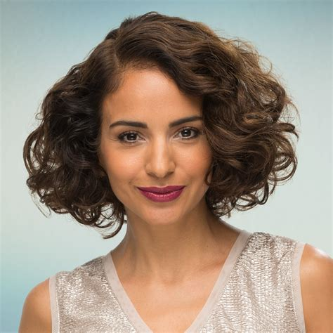 Womens Hairstyles by Bob With Curls S Hairstyles Smartstyle