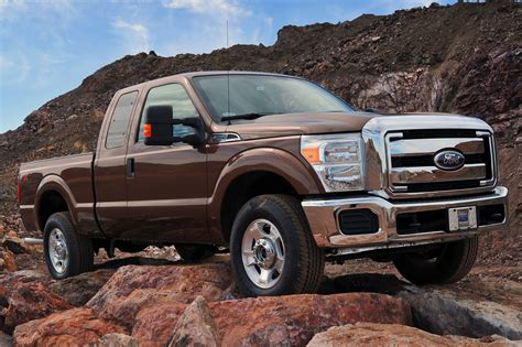 Maintenance Schedule For 2014 Ford F-250 Super Duty