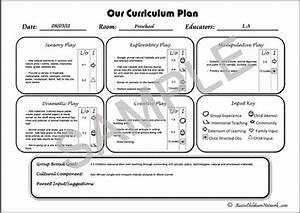 emergent curriculum lesson plan template curriculum With emergent curriculum planning template