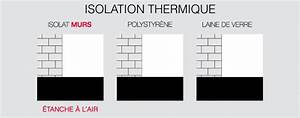 Isolation Mur Intérieur Polyuréthane : les avantages de l isolation thermique des murs par mousse ~ Melissatoandfro.com Idées de Décoration