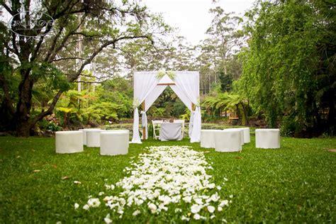 garden wedding ceremony ideas garden wedding arch www