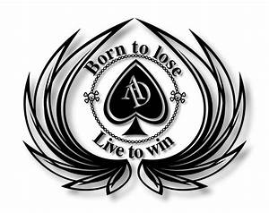 The gallery for --> Ace Of Spades Logo Png