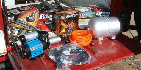 arb air compressor install  jeep cj   roadcom