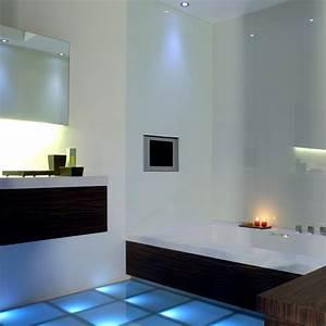 salle de bain tout sur l39eclairage de votre salle de bain With eclairage sdb led