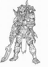Predator Coloring Pages Alien Printable Adult Aliens Books Movie Vs Drawing Boys Reboot Prometheus Isolation Colouring Avpgalaxy Scott Ridley Adults sketch template