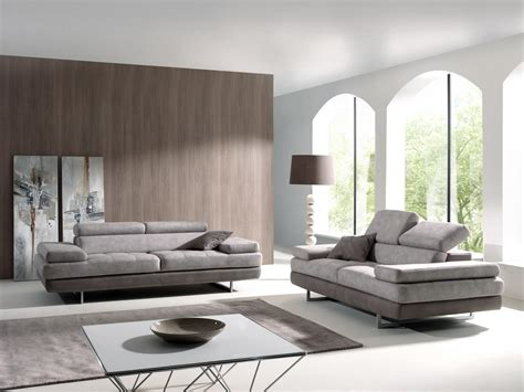 tissu ameublement canapé canapé moderne accoudoirs relevables 3 places 2 places tissu