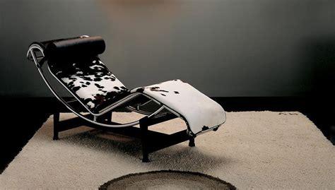 chaise longue lc 4 chaise longue lc4 di cassina