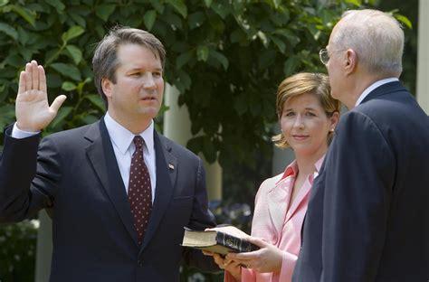 Trump nominates Brett Kavanaugh to serve on Supreme Court