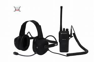 Direct Wire Radio Transmit Headset