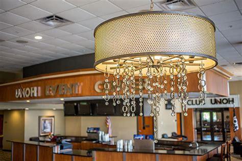 event center lobby unoh