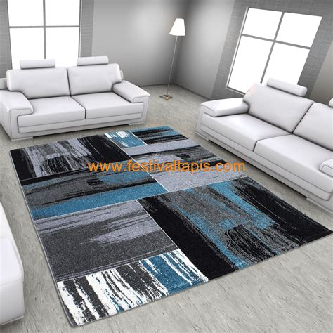 tapis pour salon moderne idees de decoration interieure