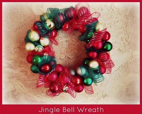 ornament ball wreath recipes and ramblings with the