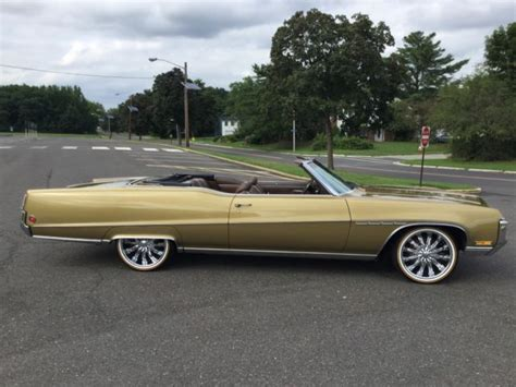 1970 Buick Electra 225 For Sale by 1970 Buick Electra 225 Custom Convertible 2 Door Classic