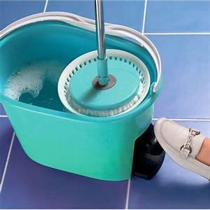 Balai Professionnel Pour Laver Le Sol : lave sol rotatif mat riel nettoyage maison ~ Dailycaller-alerts.com Idées de Décoration
