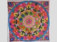 Mandala Art Activities for Kids Preschool and Kindergarten