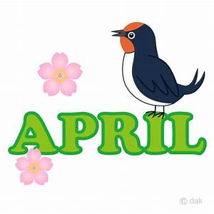 Free April Clipart image|Free Cartoon & Clipart & Graphics ...