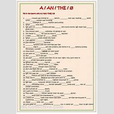 Articles Worksheet  Worksheets For School Kids  English Grammar Worksheets, English Grammar