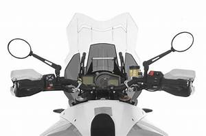 Touratech Adjustable Folding Mirror