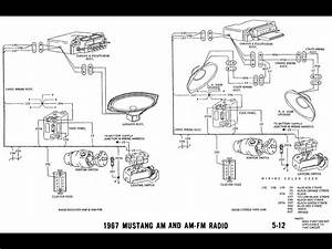 66 Mustang Radio Wiring Diagram