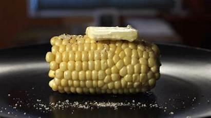 Corn Fresh Boiled Gifs Christmas Recipe Eating