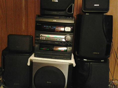 Best Aiwa Home 3 Disc Cd Changer Surround Sound Stereo