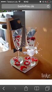 Geschenke Für Hochzeit : geldgeschenk im sektglas zur hochzeit bastelideen ~ A.2002-acura-tl-radio.info Haus und Dekorationen
