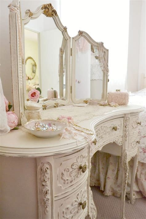 Shabby Chic Waschtisch by 25 Best Ideas About Shabby Chic Vanity On