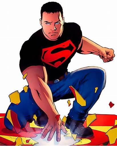 Superboy Dc Comics Justice Young Titans Kon