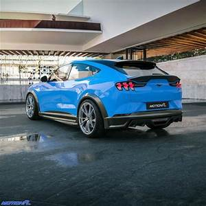 2021 Ford Mustang Mach-E by Motion R Design