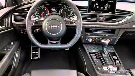 audi rs sportback interior  exterior design