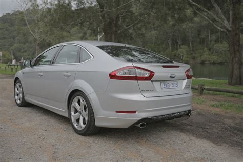 ford mondeo titanium ecoboost review photos caradvice