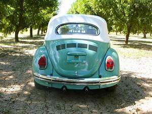 1971 Vw Volkswagen Super Beetle Convertible For Sale