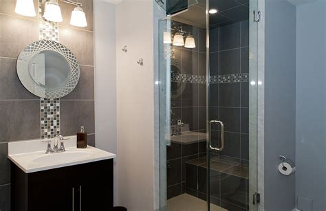 bathroom basement ideas accessible basement bathroom ideas with tasteful and less effort designs homesfeed