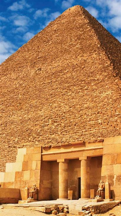 Pyramid Egypt 8k 4k Wallpapers Architecture Mobile
