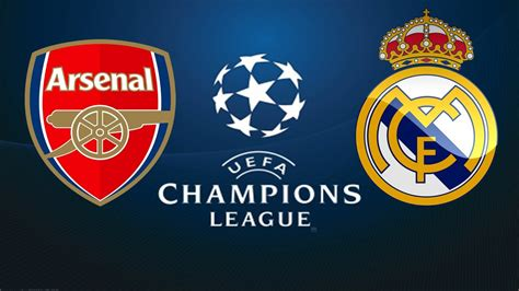 arsenal  real madrid  final uefa champions league