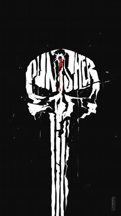 Punisher Skull Wallpapers Iphone Flag Phone Wallpaperplay