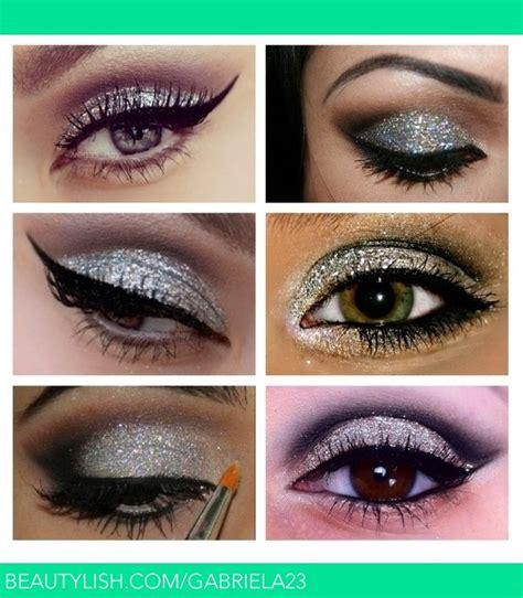 glitter eye makeup gabriela cs gabriela photo