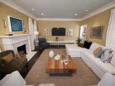 rectangle living room casual neutral family room our