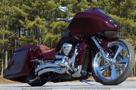 Custom Suzuki Boulevard M109r by Custom Suzuki Boulevard M109r Bagger Bikes Bagger