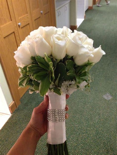 wedding day bouquet ordered flowers  sams club