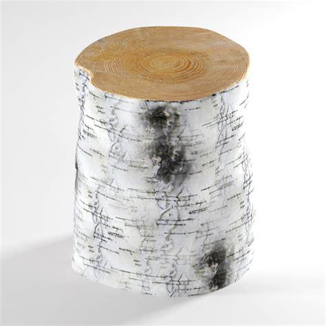 birch stump by mastclick 3docean