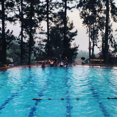 mitos  balik kehangatan taman wisata sumber air guci