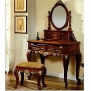 Vanity Set by Queen Anne Bedroom Vanity Set Mahogany Vanity Sets Asian Style Furniture
