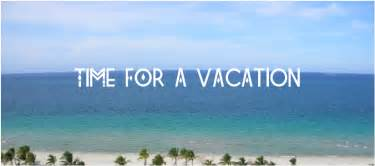 dreaming about vacation