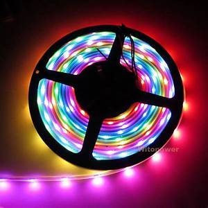 Ws2811 5m 300 Leds Magic Dream Color 5050 Rgb Led Strip