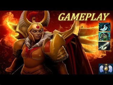dota 2 the real carry legion commander ranked gameplay youtube