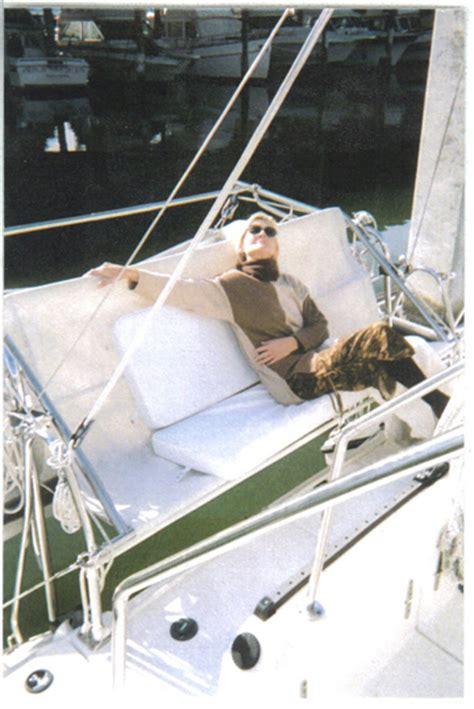 Boat Captain Chair Cushions by 2001 34 Gemini 105mc Catamaran For Sale