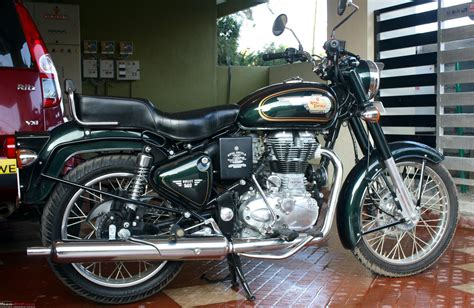 Royal Enfield Bullet 500 Efi 4k Wallpapers by Royal Enfield Bullet 500 Forest Green Review Wroc Awski